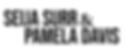 Seija Surr & Pamela Davis Logo.png