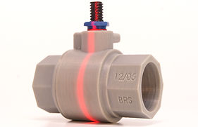 3d scanning valve fitting