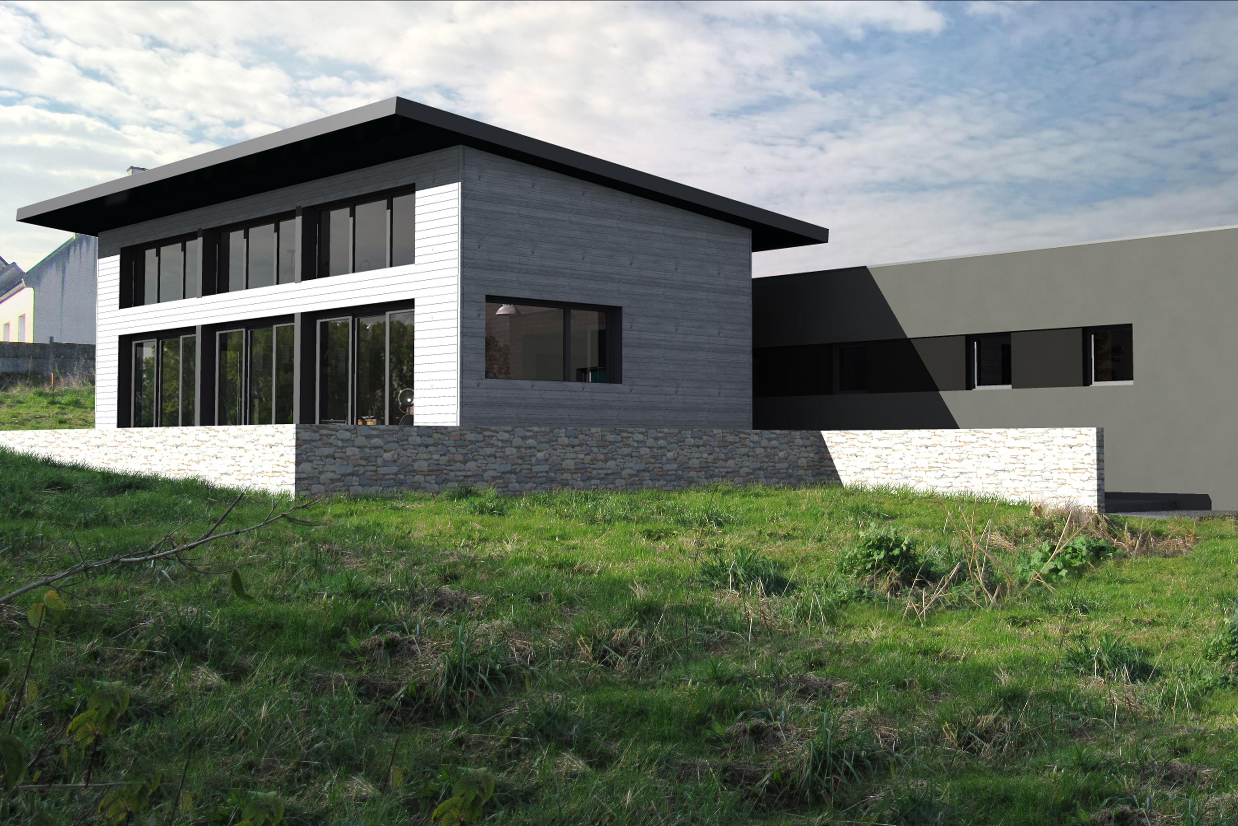 Maison neuve Landivisiau