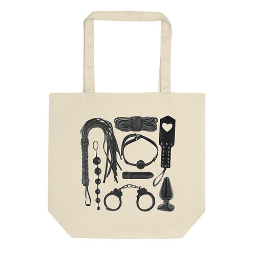 Pain/pleasure Tote Bag