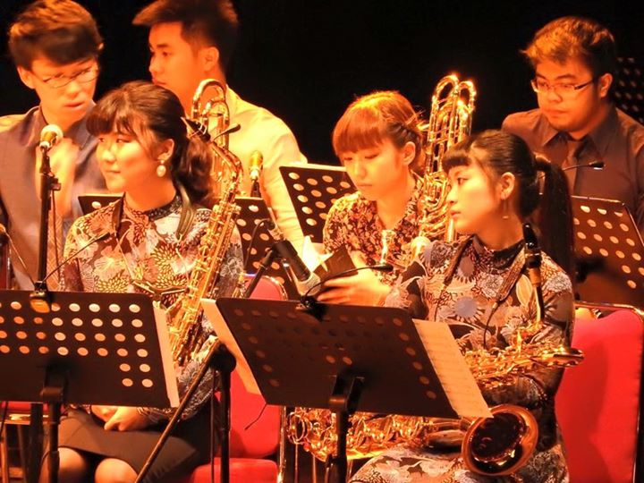 Asian Youth Jazz Orchestra@ジャカルタ