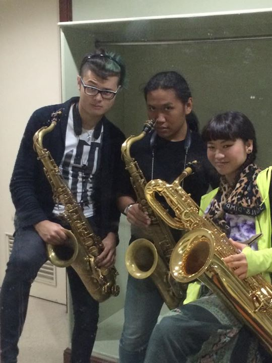 Asian Youth Jazz Orchestra@ジョグジャカルタ