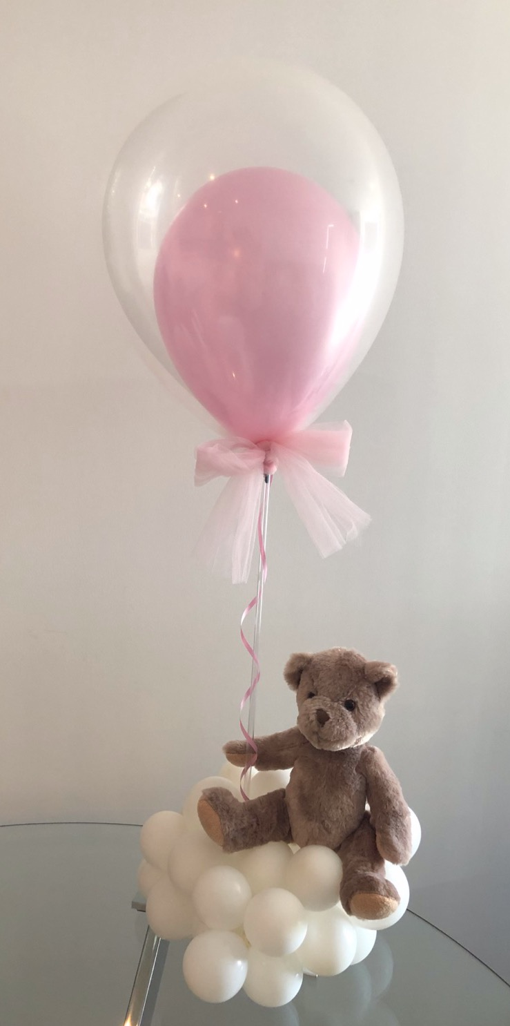 Bear and Balloon