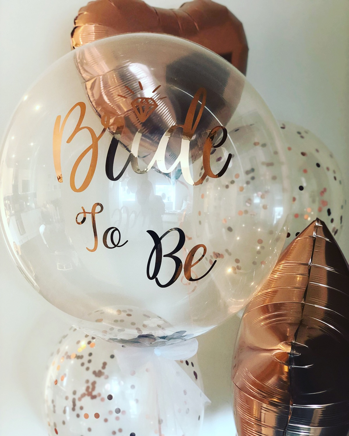 Bride to Be Bubble