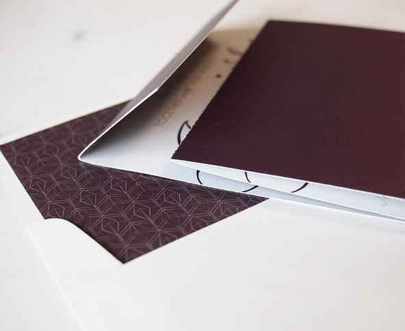 1920s-Inspired Tri-fold