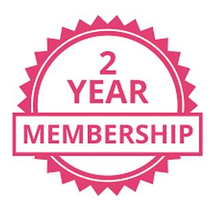 2 year prepaid membership - 1st student