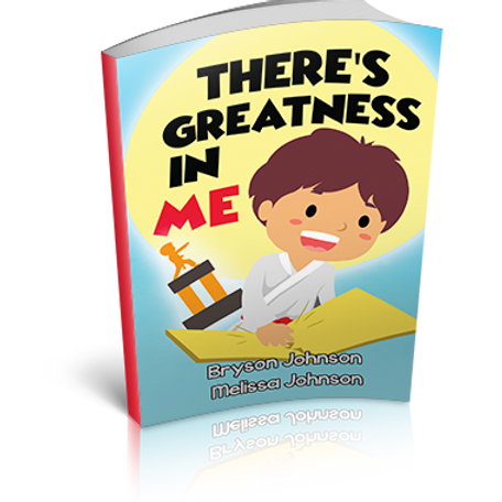 """""""There's Greatness in Me"""" Book"""