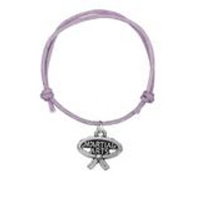 Martial arts bracelet
