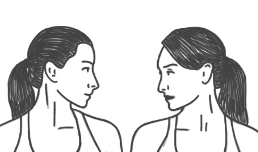 neck rotation