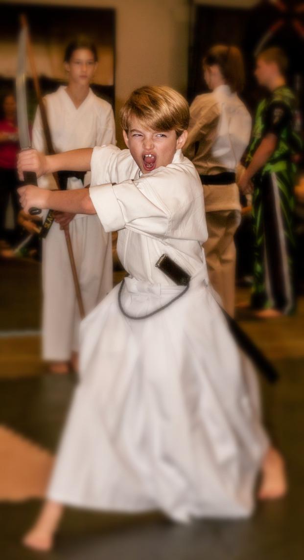 martial arts y