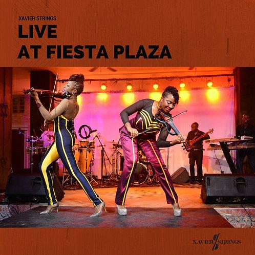 CD - Xavier Strings Live at Fiesta Plaza