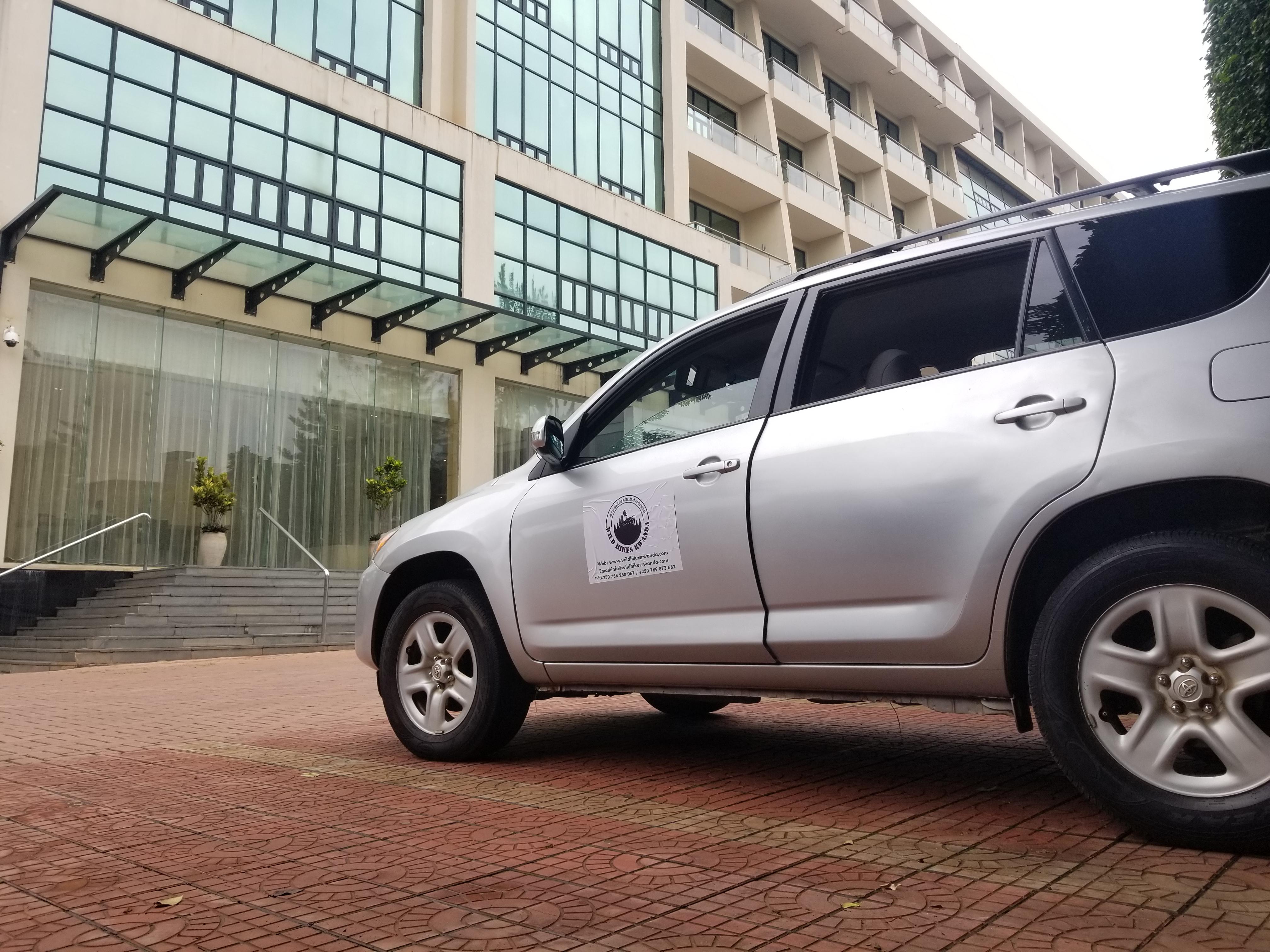 Kigali city tour