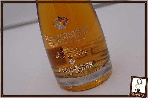 Alexander Exquisite Grappa Invecchiata Prosecco