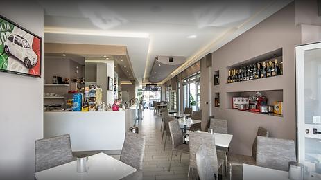 Cafè Prestige interno