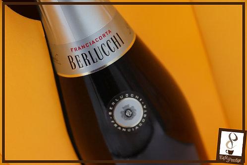 Franciacorta Berlucchi '61 Brut confezione Satèn con 2 bicchieri