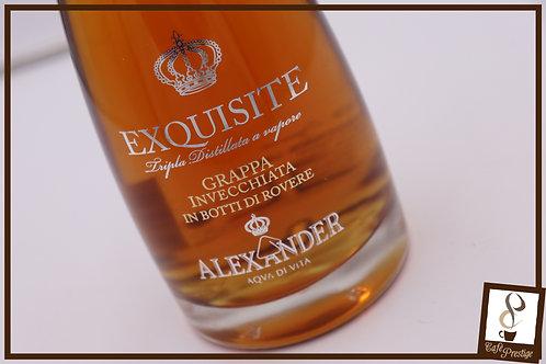 Alexander Exquisite Grappa Invecchiata Langhe