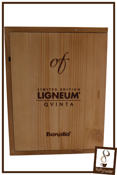 Of Ligneum QVINTA Bonollo Grappa Riserva 5 anni Limited Edition