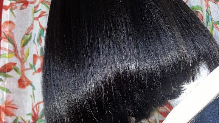 Brazilian virgin hair straight BOB
