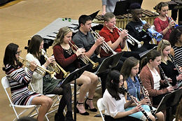 Mount Pleasant Middle School Band