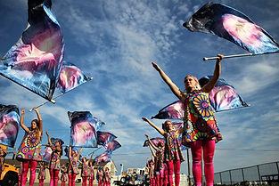 MPCHS Color Guard