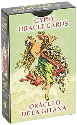 Gypsy Oracle Card 3 card add-on