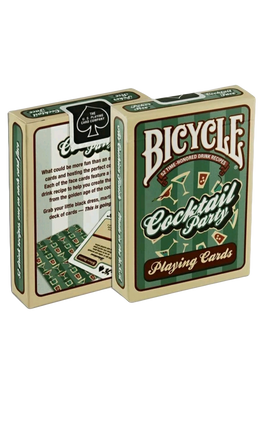 aw3110 clear back bicycle cocktail