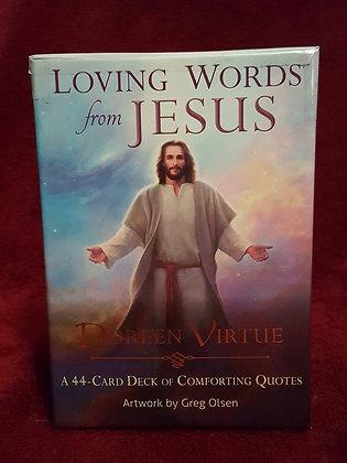 Loving words of JESUS