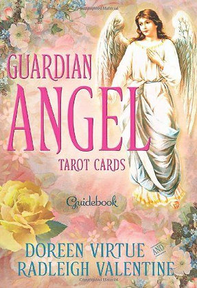Angelworks 3110 Guardian Angel 7 card Message.