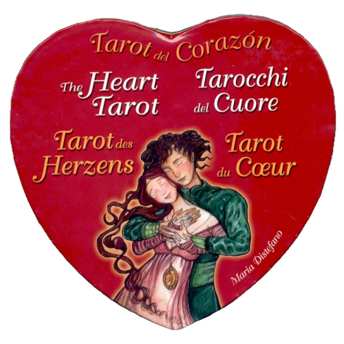 The Heart Tarot aw3110