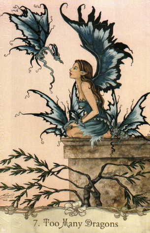 Fairy Wisdom Oracle by Amy Brown aw3110
