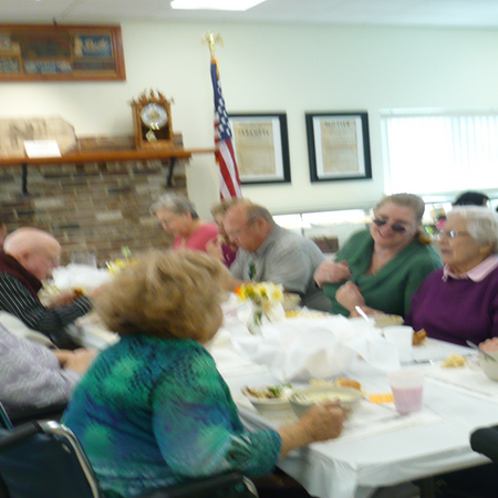 Soup Luncheon with members & guest.png