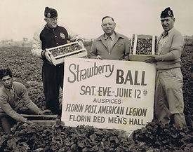 Strawberry Ball June 12, 1937, held at t