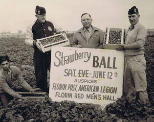 Strawberry Ball June 12, 1937