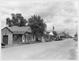 Florin Road West side of tracks circa 19
