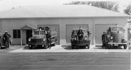 First Official Florin Fire Department