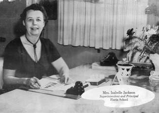 Isabelle Jackson, Principal at Florin Elementary