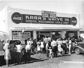 Kara's Market in the 1940's