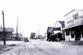Florin Road East - East Side of Railroad Tracks
