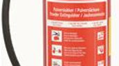 Brandsläckare Pulver 6 kg