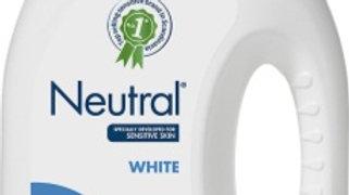Tvättmedel neutral vittvätt oparfymerad flytande 1,08L