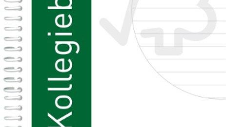Kollegieblock A5 SE 60g linjerat