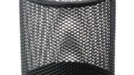 Pennkopp svart rund 100 x 90 mm