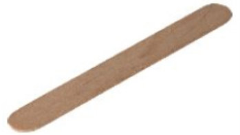 Spatel i trä