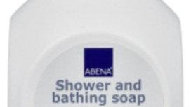 Dusch och Badtvål Abena parfymerad 500ml med pump