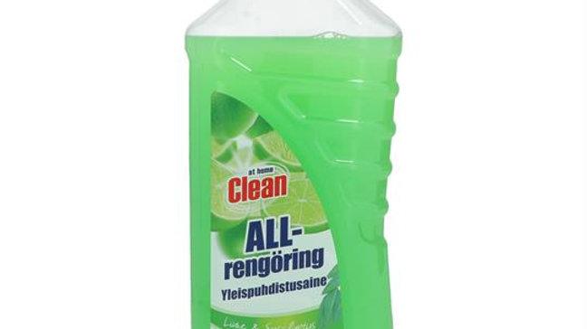 Allrengöring Lime & Eucalyptus 1 L