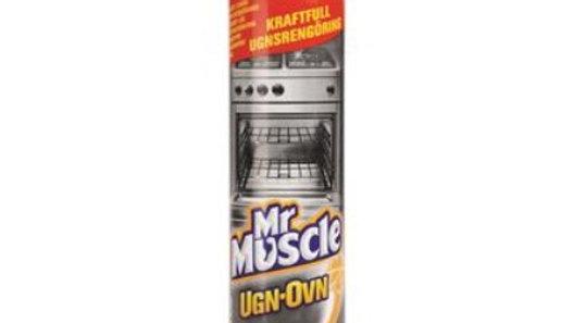 Ungsrengöring Mr Muscle Ugn och Grillrengöring 300ml