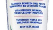 Tandkräm GUM SensiVital Gel 75ml