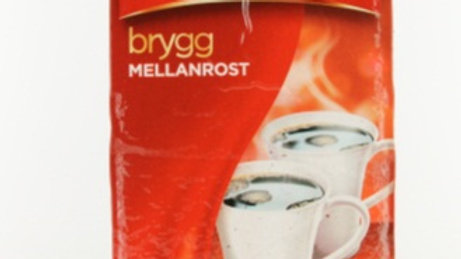 Kaffe Gevalia brygg 450g