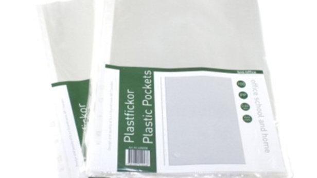 Plastficka A4 Copysafe 0,05mm 100st/fp