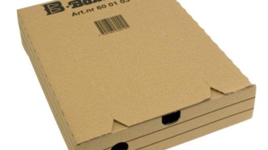 Arkivbox B-Box™ 6cm, Brun